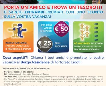 Premium offer Il Borgo