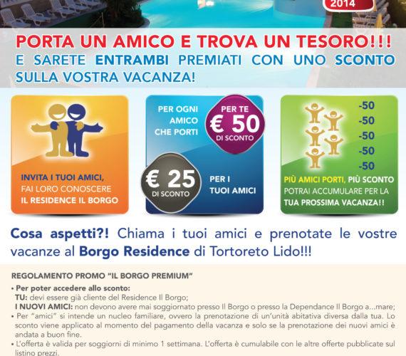Das Borgo Premium Angebot