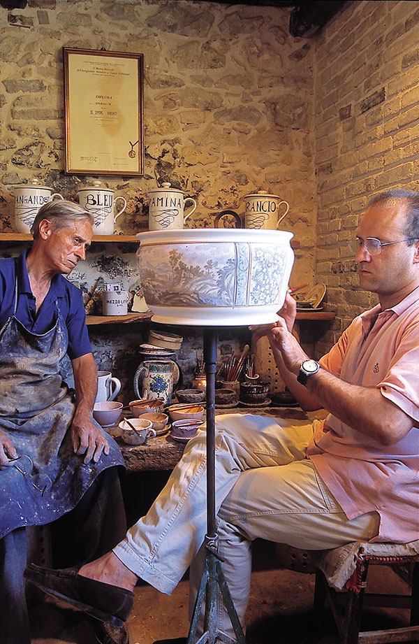 ceramiche di castelli